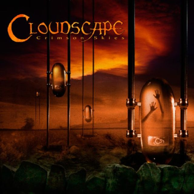 Cloudscape - Crimson Skies