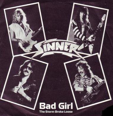 Sinner - Bad Girl