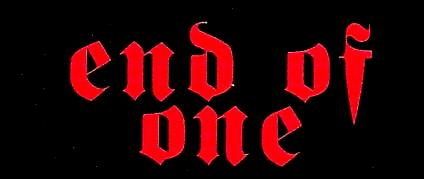 End of One - Logo