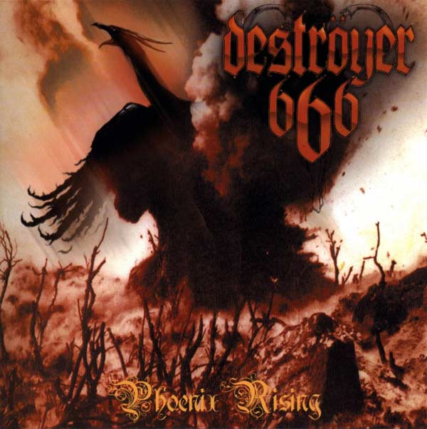 Deströyer 666 - Phoenix Rising