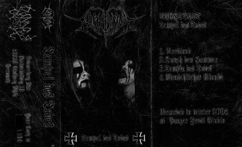 Nachtblut - Tempel des Todes