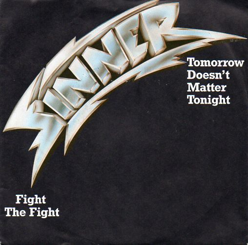 Sinner - Fight the Fight