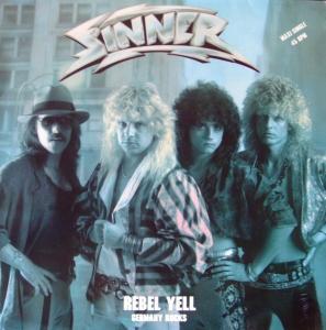 Sinner - Rebel Yell
