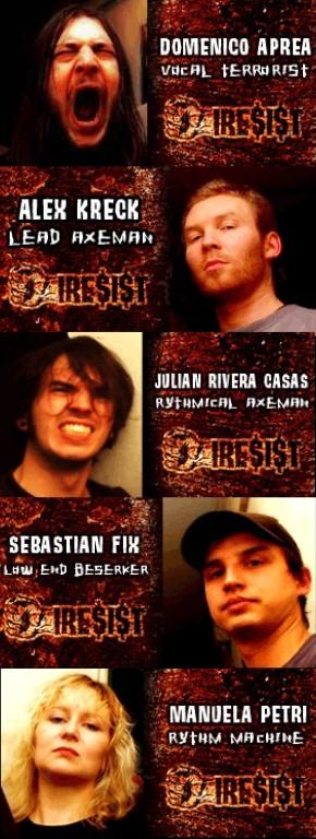 Iresist - Photo