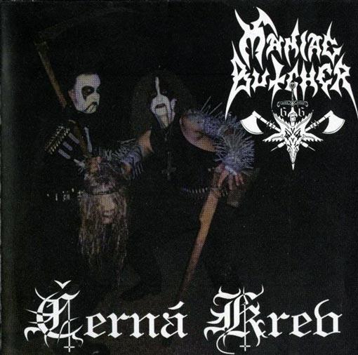 Maniac Butcher - Černá krev