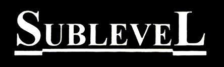 Sublevel - Logo