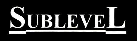 Sublevel - Logo