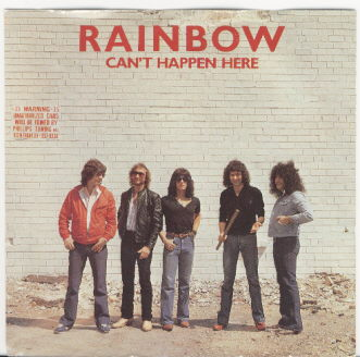 Rainbow - Can't Happen Here