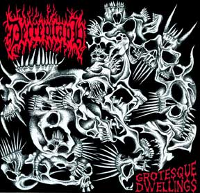 Decrepitaph - Grotesque Dwellings