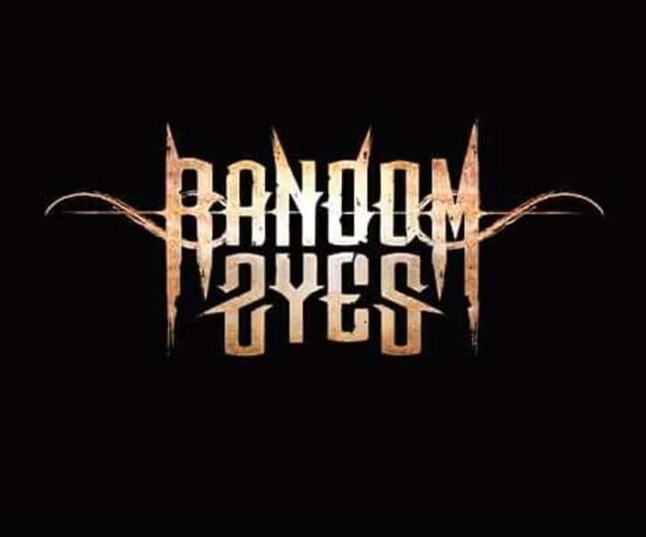 Random Eyes - Logo