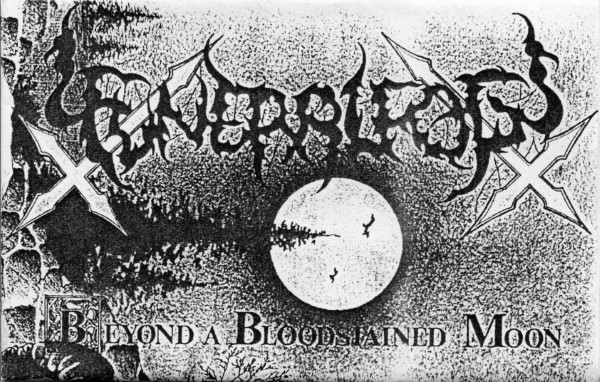 Funeral Fog - Beyond a Bloodstained Moon