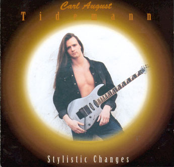 Carl August Tidemann - Stylistic Changes