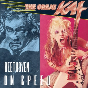 The Great Kat - Beethoven on Speed