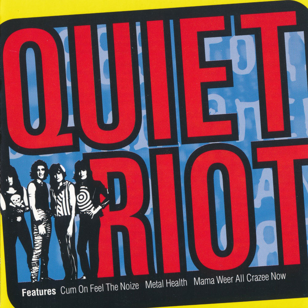 Quiet Riot - Super Hits