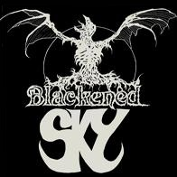 Blackened Sky - Logo