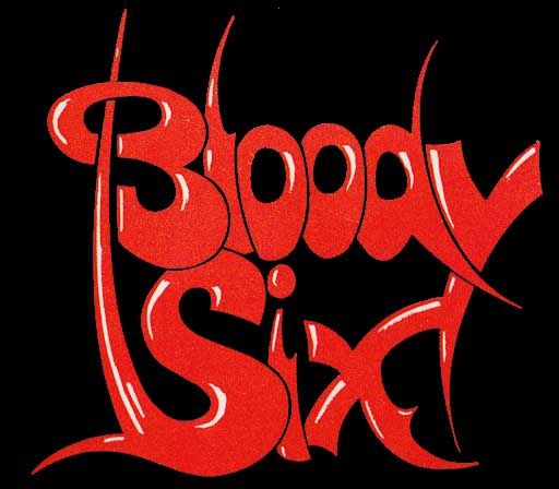 Bloody Six - Logo