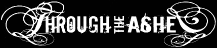 Through the Ashes - Logo