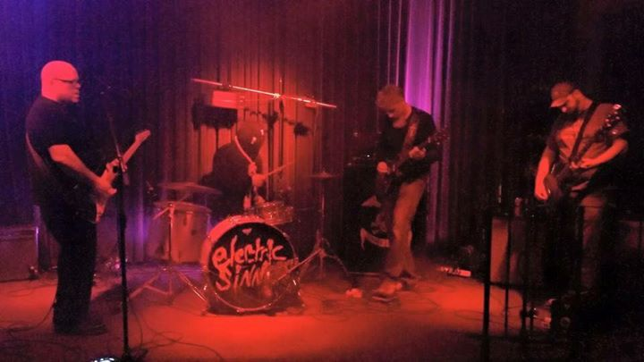 The Electric Sinners - Photo