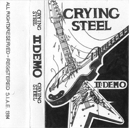 Crying Steel - II: Demo