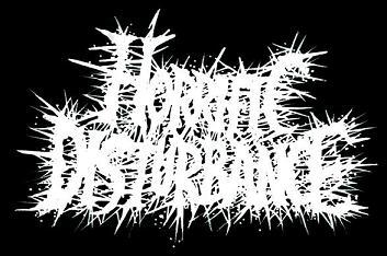 Horrific Disturbance - Logo