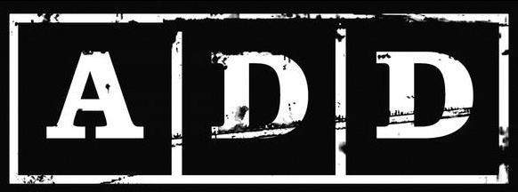 A.D.D. - Logo
