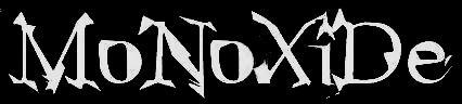 Monoxide - Logo