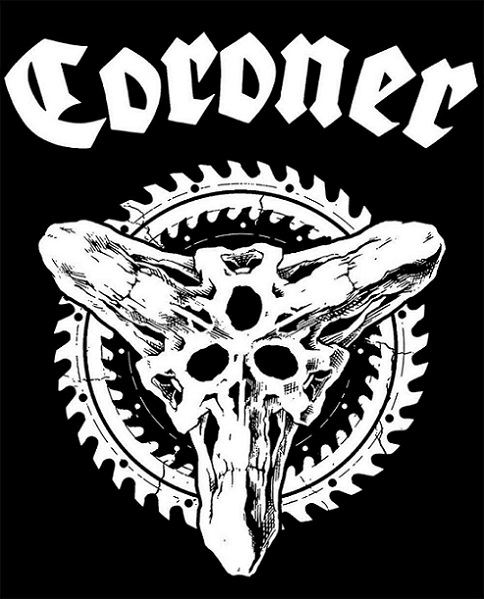 Coroner - Logo