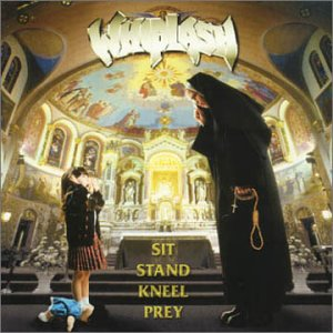 Whiplash - Sit Stand Kneel Prey