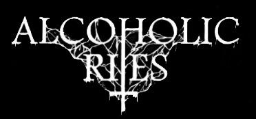 Alcoholic Rites - Logo