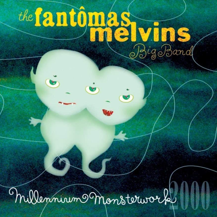 Melvins - Millennium Monsterwork