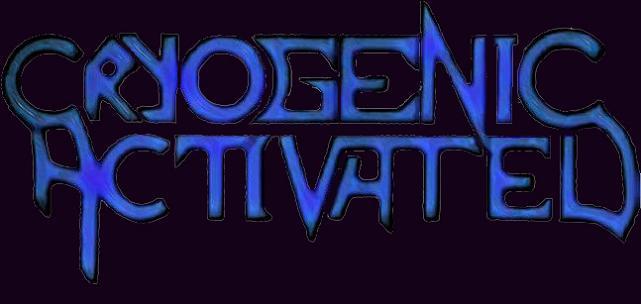 Cryogenic Activated - Logo