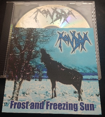 Tondra - Frost and Freezing Sun