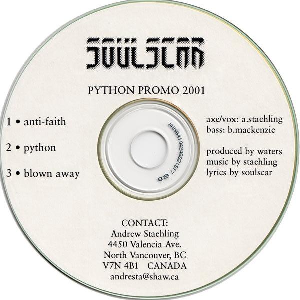 Soulscar - Python Promo