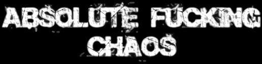 Absolute Fucking Chaos - Logo