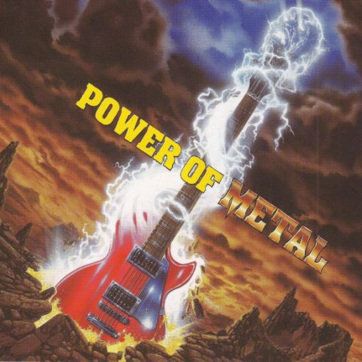 Gamma Ray / Conception / Rage / Helicon - Power of Metal