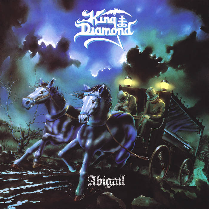 King Diamond — Abigail (1987)
