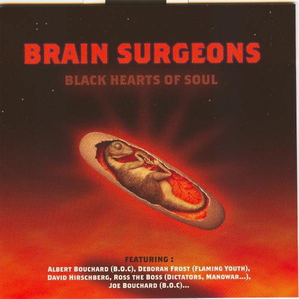 Brain Surgeons - Black Hearts of Soul