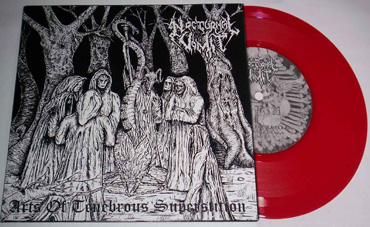 Nocturnal Vomit - Arts of Tenebrous Superstition