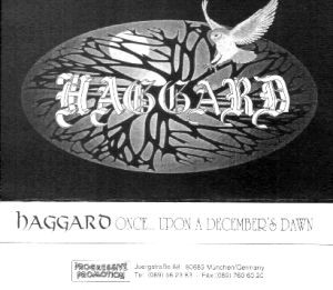 Haggard - Once... upon a December's Dawn