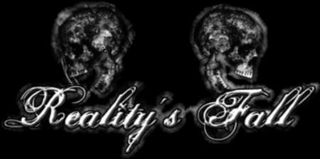 Reality's Fall - Logo