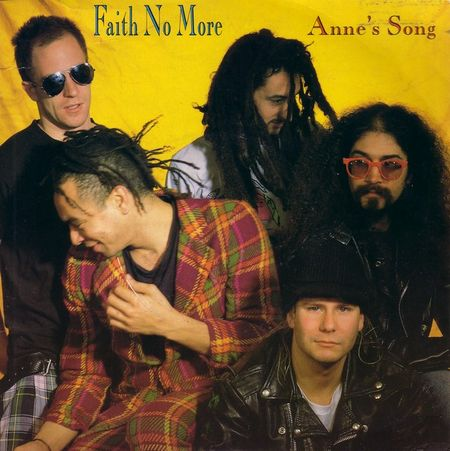Faith No More - Anne's Song