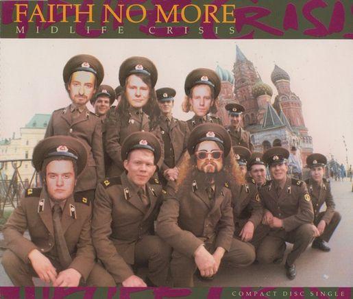Faith No More - Midlife Crisis