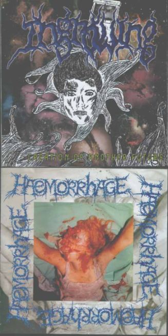 Haemorrhage / Ingrowing - Creation of Another Future / Untitled