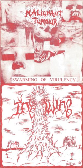 Ingrowing / Malignant Tumour - Swarming of Virulency / Perpetual