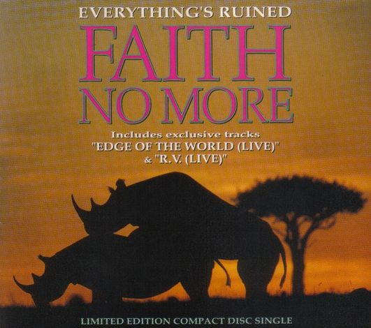 Faith No More - Everything's Ruined