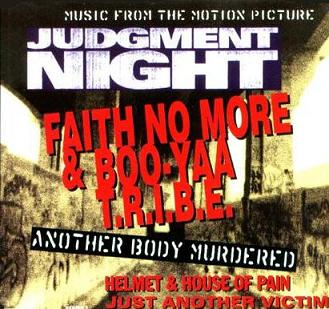 Faith No More / Helmet - Another Body Murdered
