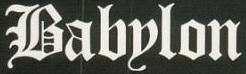 Babylon - Logo