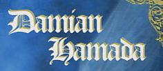 Damian Hamada - Logo