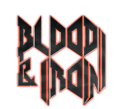 Blood & Iron - Logo