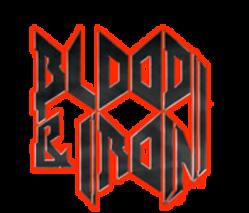 Blood & Iron - Logo